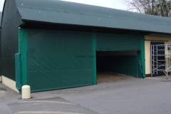 Garage-door-coolmore-stud-farm