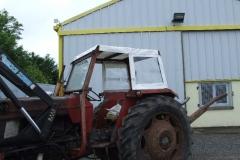 Massey Ferguson Tractor Cab,