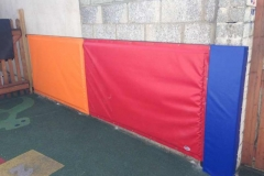 Playground Wall padding