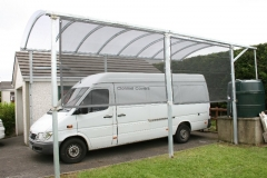 windbreaker-for-carport
