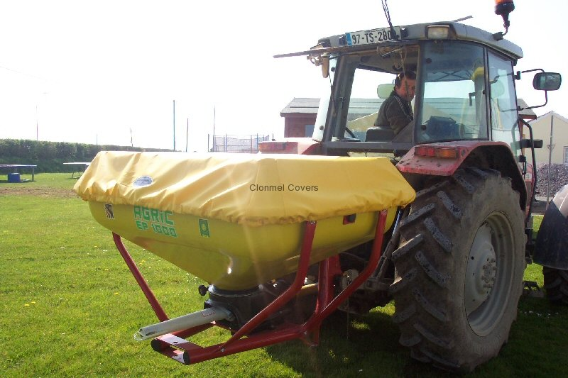 Fertilliser Spreader Covers